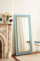 Anthropologie Lacquered Mirror