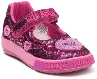 Lelli Kelly Kids Ava Baby Dolly Embellished Mary Jane Sneaker (Baby & Toddler)