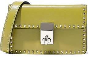 Valentino Studded Leather Belt Bag