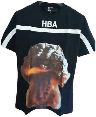 Hood by Air Black Cotton T-shirts