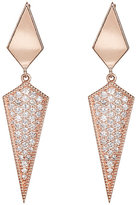 Sara Weinstock Women's Marquise Double-Drop Earrings