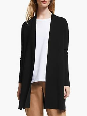 John Lewis & Partners Long Edge to Edge Cardigan