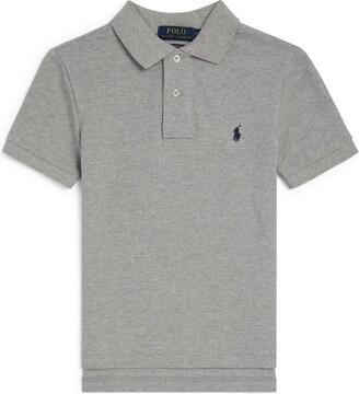 Ralph Lauren Kids Custom-Fit Polo Shirt (7-9 Years)