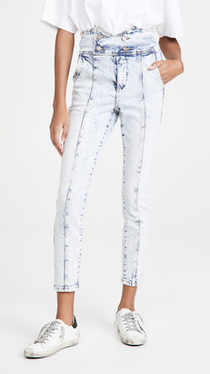 Blank Fame Game High Wasted Jeans