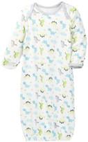 Vitamins Baby Dino Gown (Baby Girls)