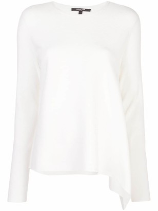 Derek Lam Asymmetric Draped Jumper