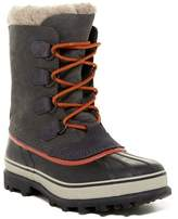 Sorel Caribou Fleece Lined Waterproof Boot