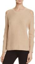 Zoe Jordan Galileo Cold Shoulder Sweater