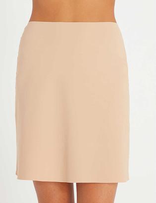 Commando Half slip microfibre skirt