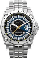 Bulova Men&s Precisionist Sport Bracelet Watch