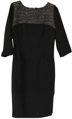 Thomas Rath Black Wool Dress for Women