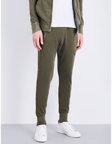 True Religion Relaxed-fit Skinny Cotton-jersey Jogging Bottoms