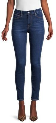 Jennie High-Rise Skinny Jeans