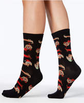 Charter Club Women's Dachshund Crew Socks, Created for Macy's