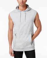 INC International Concepts Men's Sleeveless Drawstring Hoodie, Created for Macy's
