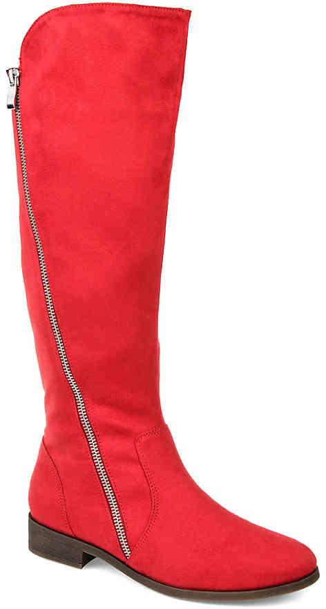Journee Collection Kerin Wide Calf Boot - Women's