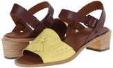 Band Of Outsiders Mid Heel Loafer Front Sandal