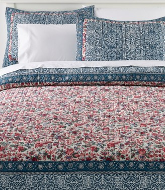 L.L. Bean Border Floral Quilt Collection