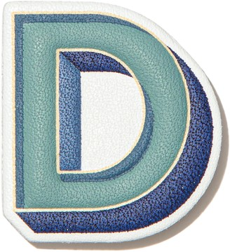 FitFlop Alphabet Leather Stickers (D) 2-Pack