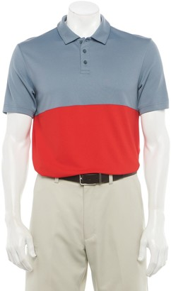 Tek Gear Men's Regular-Fit Colorblock Polo