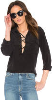 Equipment Knox Blouse in Black. - size L (also in )