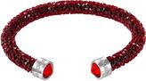 Swarovski Crystaldust Cuff, Red