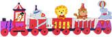 Orange Tree Toys Vintage Circus Train wooden puzzle