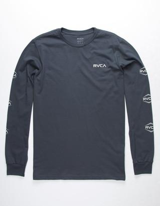 RVCA Astro Hex Sleeve Mens T-Shirt
