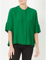 Kin by John Lewis Oversized Shirt, Green