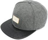 Cazal flat peak branded cap - unisex - Polyester/Polyurethane/Wool/PVC - One Size
