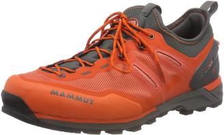 Mammut Men's Alnasca Knit Low Rise Hiking Boots