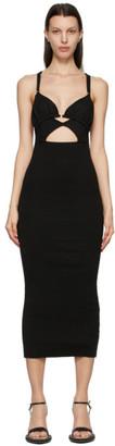 Jacquemus Black La Robe Pila Dress
