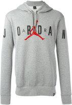 Nike Air Jordan hoodie - men - Cotton/Polyester - M