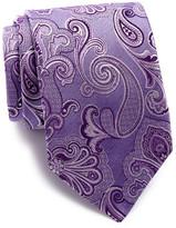 John W. Nordstrom Sostanza Paisley Silk Tie