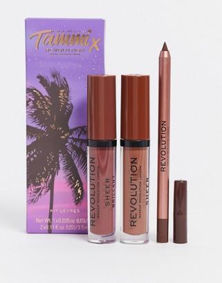 Revolution X Tammi Lip Kit