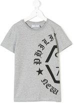 Philipp Plein Junior branded T-shirt