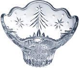 Mikasa Christmas Night Footed Glass Bowl