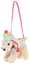 Confetti Snuggles Ugly Sweater Dog Purse