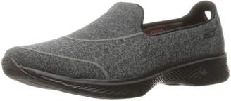 Skechers Women's Gowalk 4 - Super Sock 4 Low-Top Sneakers