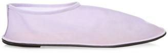 The Row Mesh Sock Flats