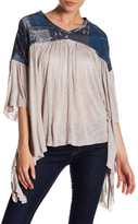 Anama Kimono Sleeve Blouse