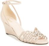 'Kingston' Ankle Strap Wedge Sandal