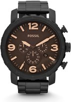 Fossil Men's JR1356 Nate Analog Display Analog Quartz Watch