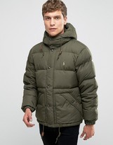 Polo Ralph Lauren Down Jacket With Detachable Hood