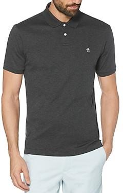 Original Penguin Daddy-o Pima Cotton Blend Slim Fit Polo Shirt
