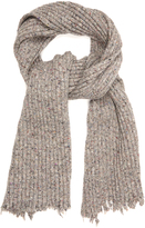 Damir Doma Ampere ribbed-knit scarf
