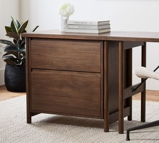 """Pottery Barn Bloomquist 31"""" 2-Drawer Lateral File Cabinet"""