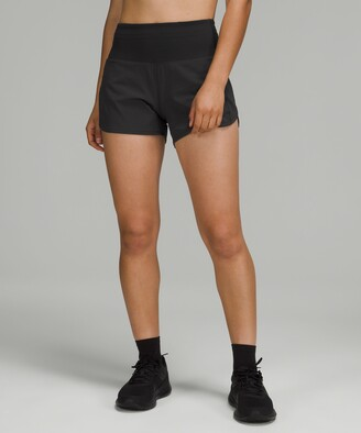 "Lululemon Speed Up High-Rise Short 4"" *Long"