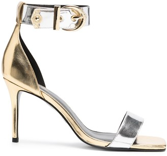 Versace Jeans Couture Colour-Block Sandals