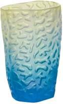 Daum Small Coral Vase